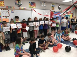 Student's Wish Granted Revealed by Classmates