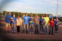 Softball Senior Night 2017