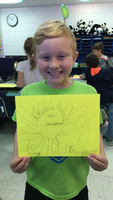 Braydon T. Multiplication Monster