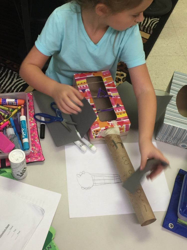 Ms. Reed's Class Engineered Musical Instruments