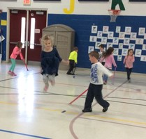 JUMP ROPE FOR HEART IN PE