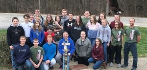 HJH Archery Team places 3rd at State Tournament