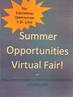 SUMMER OPPORTUNITIES VIRTUAL FAIR
