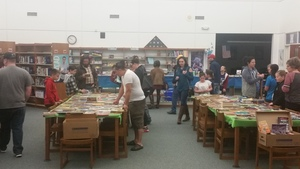 District-Wide Book Swap
