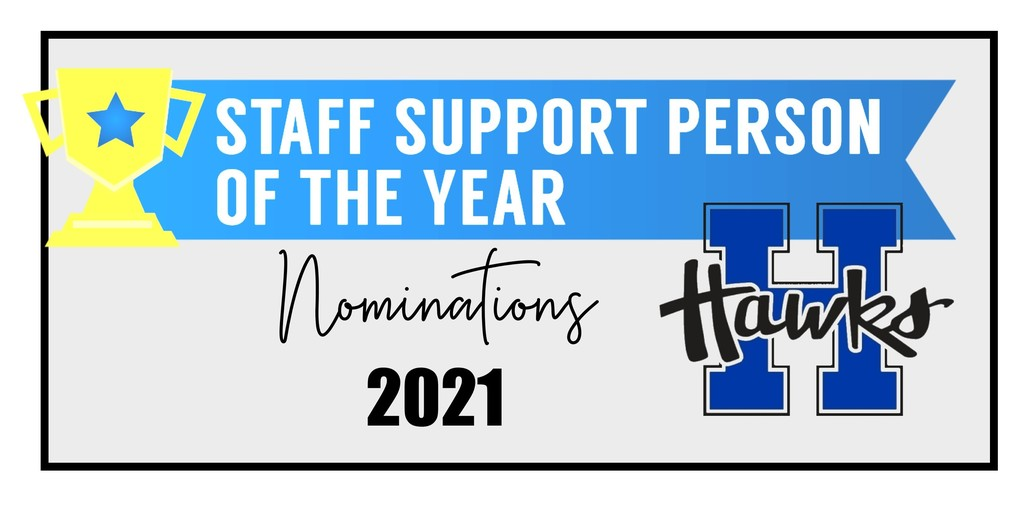 Staff Member of the Year Nomination