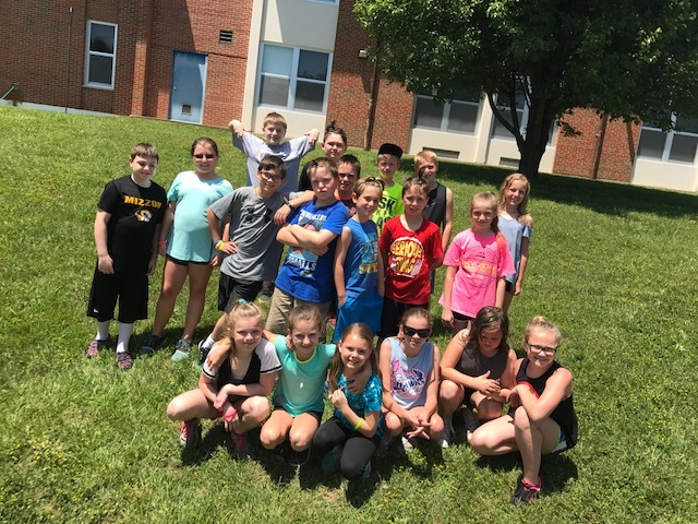Elementary Field Day Fun!